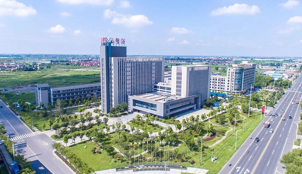 姜堰抓紧布局新兴产业 着力培育新增长点